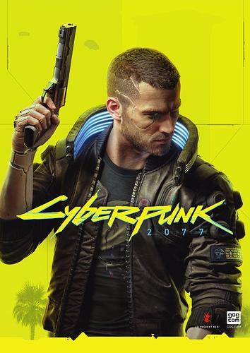 GOG Cyberpunk 2077