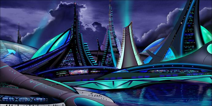 Meraparis City
