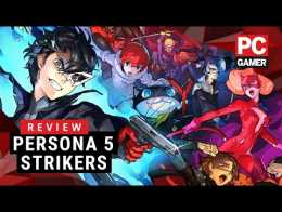 Persona 5 Strikers   PC Gamer Review
