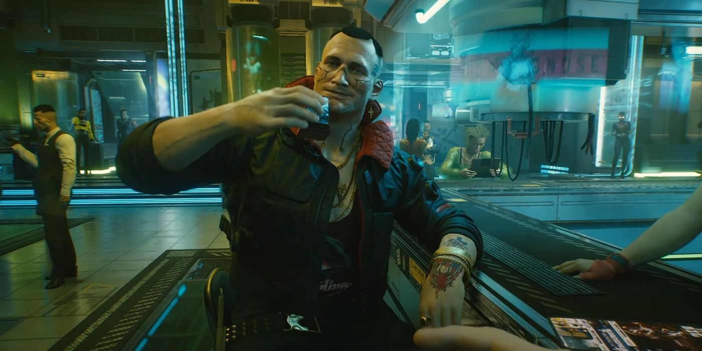 Cyberpunk 2077: Who is Jackie Welles? - Cyberpunk 2077 Zone - Cyberpunk City